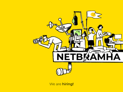 Looking for designers! business illustration ux website netbramha design ui productdesign jobseeker workfromhome designjobs remotejobs jobs in india