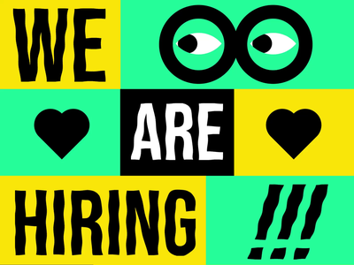 We are hiring icons business illustration ux website netbramha design ui remotejobs designjobs wearehiring hiring jobs