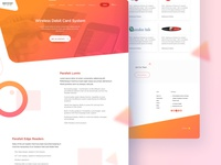 Semnox - Amusement park solutions provider landing page