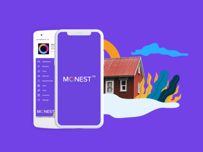 Monest - Design | Branding | Strategy