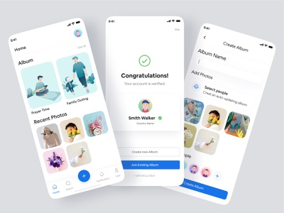 Matters App UI 2020 trend app development company dribbble best shot dribbble ofspace agency ofspace branding and identity branding concept brand identity brand design brand branding agency branding design branding ios app app designers app designer application app design app
