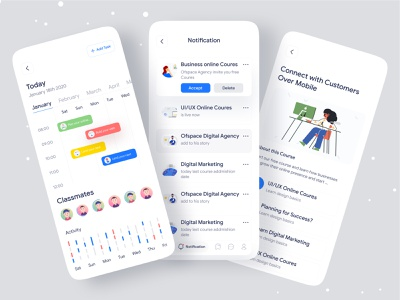 Google Digital Garage App UI branding and identity branding identity branding concept brand identity brand design brand branding agency branding design ios app design ios app app designer app design dribbble best shot dribbble ofspace agency ofspace google design google ad banner google slides google