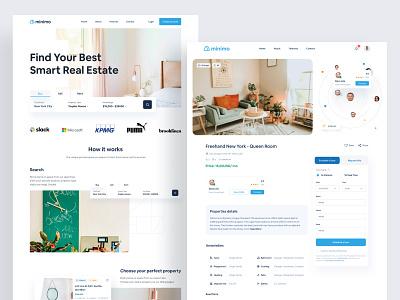 Minimo Design Case Study | Real Estate