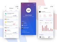 Task Management iOS App