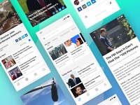 NewsFeed iOS App
