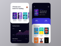 Book Analysis iOS App UI