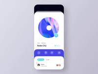 Audio Broadcasting iOS App