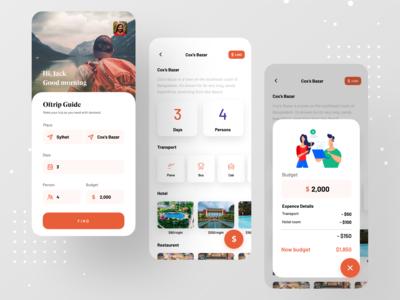 Travel Community App