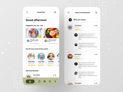 Food Application typography ios app restaurant branding delivery homechef restaurant app delivery service delivery app ofspace food design food delivery service food delivery application food delivery app food illustration foodie food and drink food app food delivery food