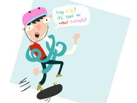 Skater dude 01