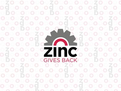 ZINC Gives Back Logo