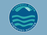 Campbell River Sticker