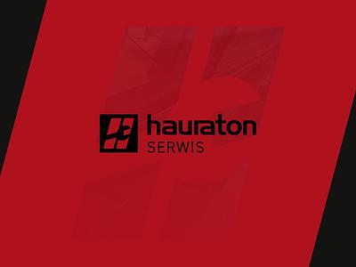 Hauraton Serwis Logo fix dynamic retention water hauraton branding logo service