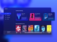 Audiobook UI