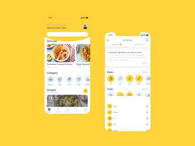Recipe Sharing App