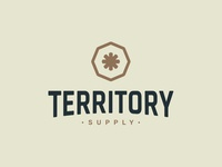Territory Supply Logo Concept