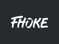 FHOKE Logo Concept