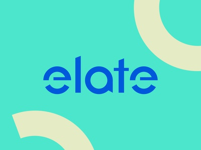 Elate Logo by Fhoke