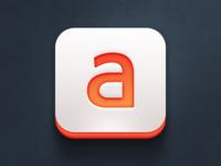 Secret app icon (WIP)