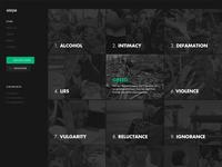 Utopia website WIP