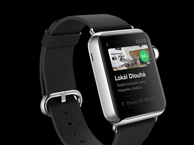 Restu for Apple Watch apple watch restu thefuntasty app ios