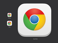 Chrome other sizes