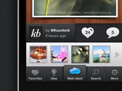 Bunny iphone app