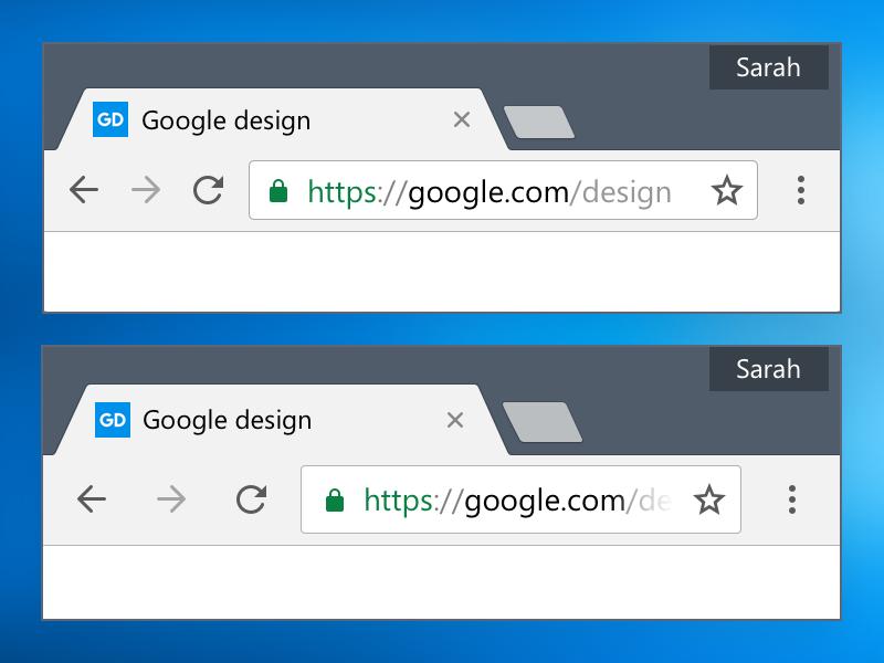 Chrome Windows interface icon google flat material design windows browser chrome