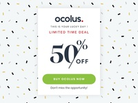 [50% OFF] Ocolus Creative & Modern Multi-Purpose E-commerce PSD