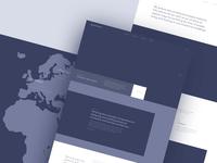 Meet Northex - Architecture & Construction Website [Wireframe]