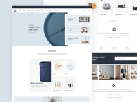 Ocolus - Amazing E-Commerce  WordPress Theme - Decor Homepage