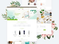 Ocolus - Cosmetic E-Commerce  WordPress Theme
