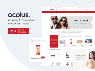 Ocolus - Market Woocommerce Theme