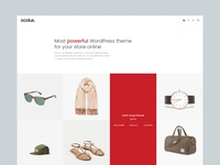 Ocolus - Multi Purposes Woocommerce Theme