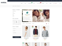 Ocolus vendor woocommerce theme store 01