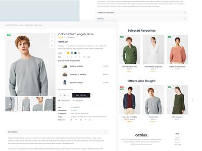 [Bundle Product] Ocolus Multi Purposes Woocommerce Theme