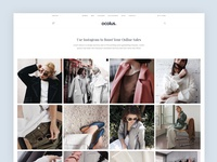[Shopping on Instagram] Ocolus Multi Purposes Woocommerce Thumb