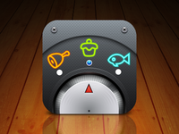 Master Cook Icon