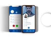 User Profile - app StackTest