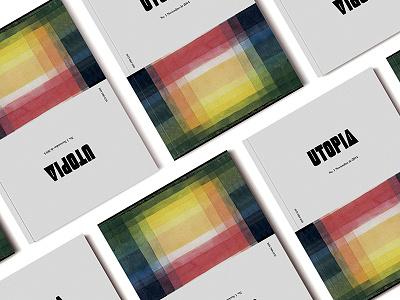 UTOPIA design editorial bauhaus utopia magazine
