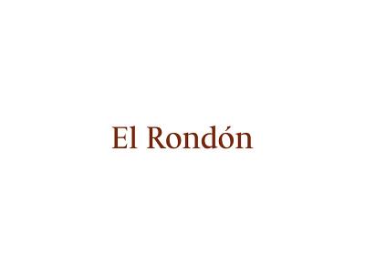 El Rondón identity branding colombia llano orinoquía rondón el newspaper