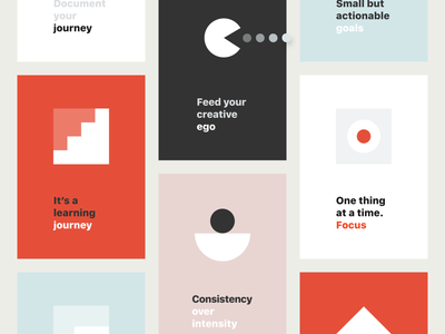 Side Projects Handbook cards learnings projects side