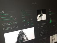 Freebie - Neon UI Kit