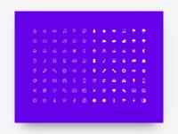[freebie] 96 Icons