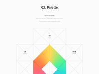 Adobe SV Identity - Palette