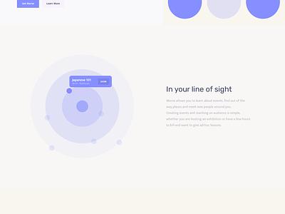 Morse - Homepage illustration branding splash hero homepage app morse