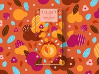 LA LUZ packagedesign03 ——pumpkin&almond