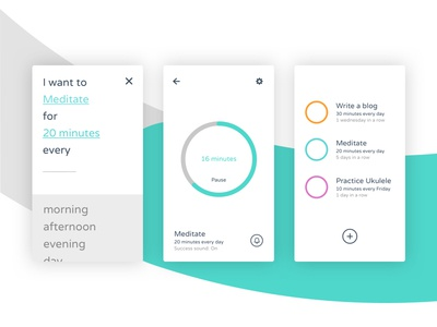 Sessions - Activity Timer for iPhone