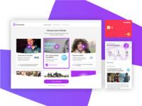 Charity Platform