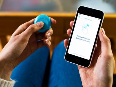 IoT device app onboarding